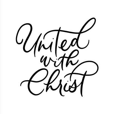 United in Christ Mobile Wallpaper Light Alternate
