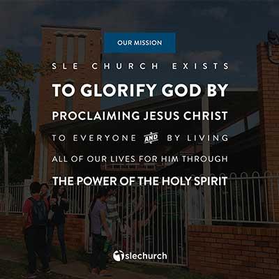 SLE Church Mission Desktop Wallpaper