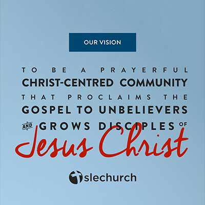 SLE Church Vision Mobile Wallpaper